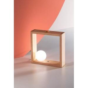 KARK Επιτραπέζιο φωτιστικό απο ξύλο